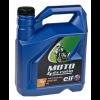 Olej Elf Moto 4 DX Ratio 20W50 4T, 4 litry